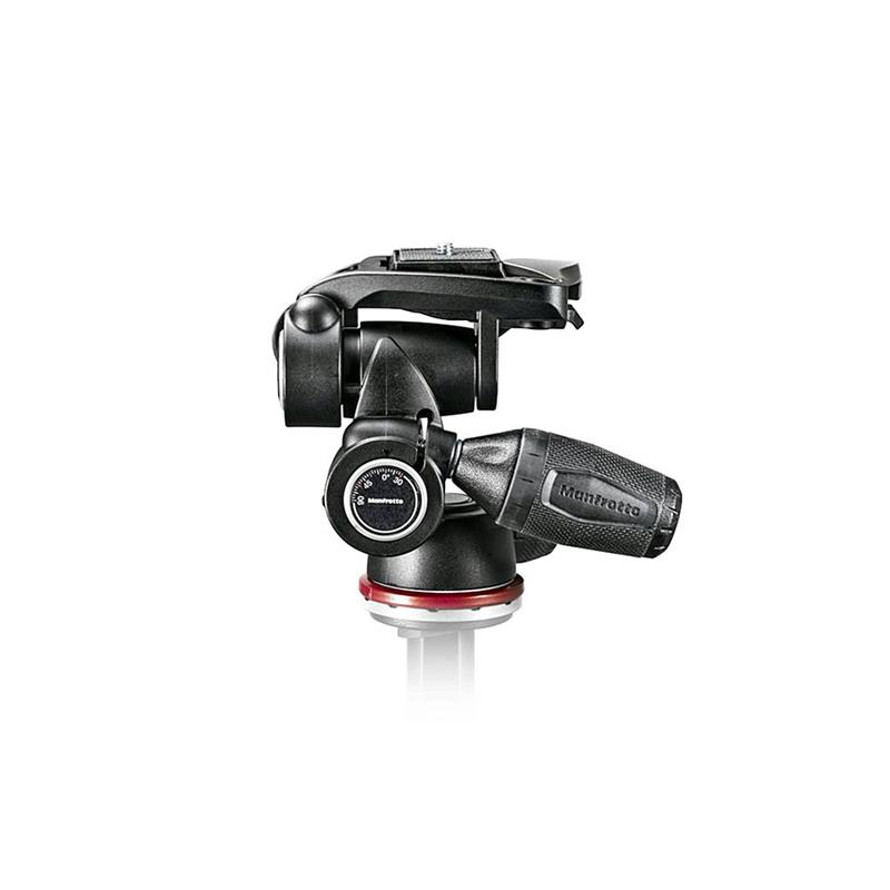 Manfrotto 3 Way Tripod Head Mark II MH804-3W Thumbnail Image 2