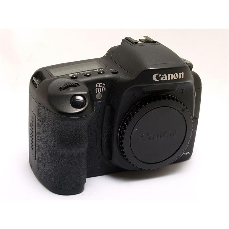 Canon EOS 10D Infra Red Body Only Thumbnail Image 0