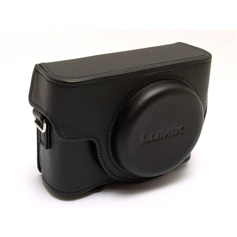 Panasonic LX15 Leather Case + Strap Thumbnail Image 0
