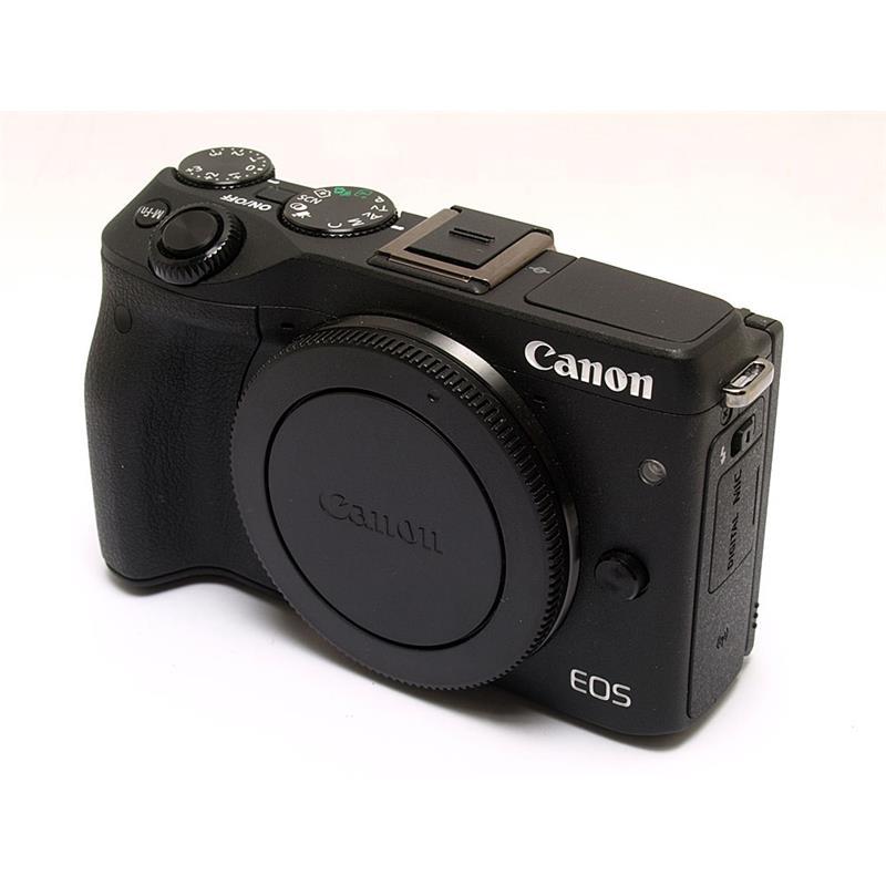 Canon EOS M3 Body Only Thumbnail Image 0