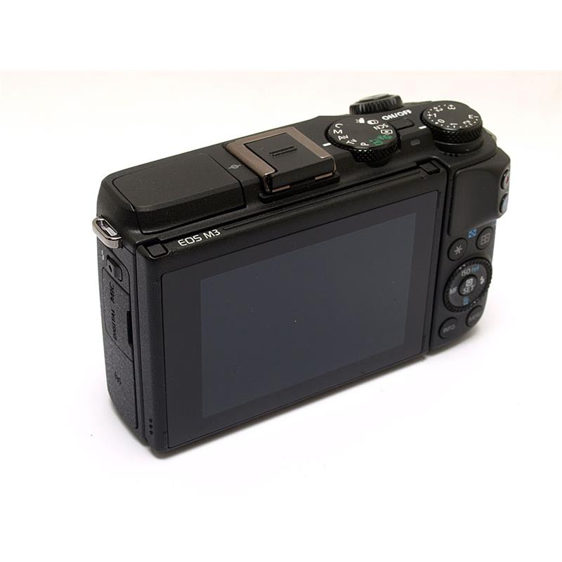 Canon EOS M3 Body Only Thumbnail Image 1