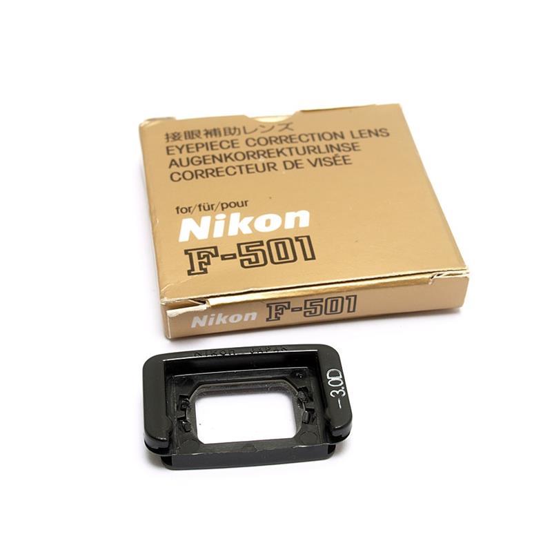 Nikon F401/601 Dioptre -3 Image 1