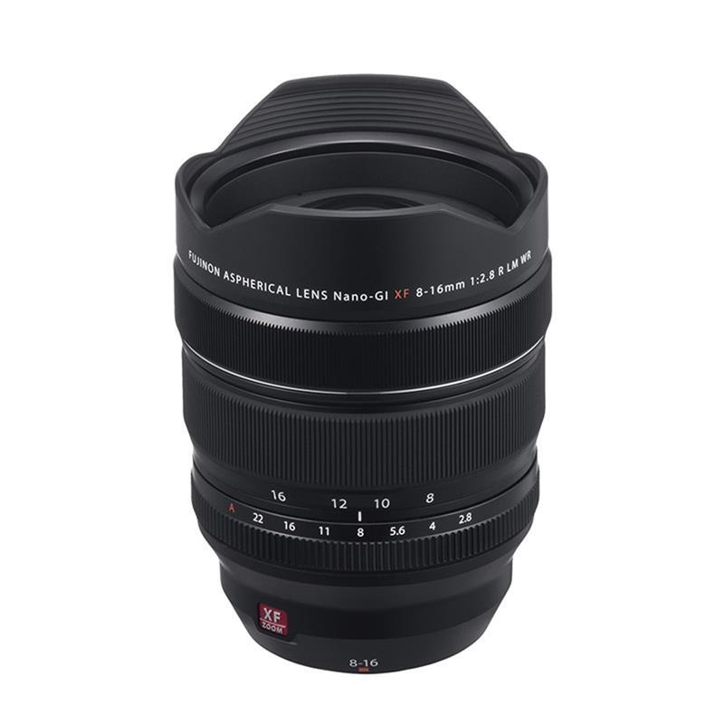 8-16mm F2.8 R LM WR XF ~ Fujifilm Winter Cashback Promotion Thumbnail Image 1
