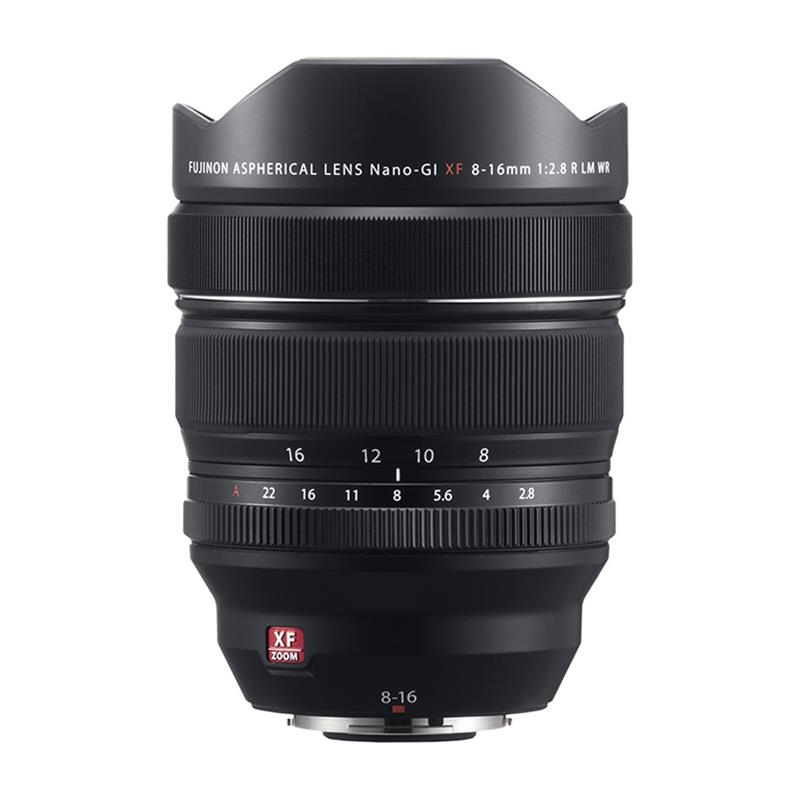 8-16mm F2.8 R LM WR XF ~ Fujifilm Winter Cashback Promotion Thumbnail Image 0