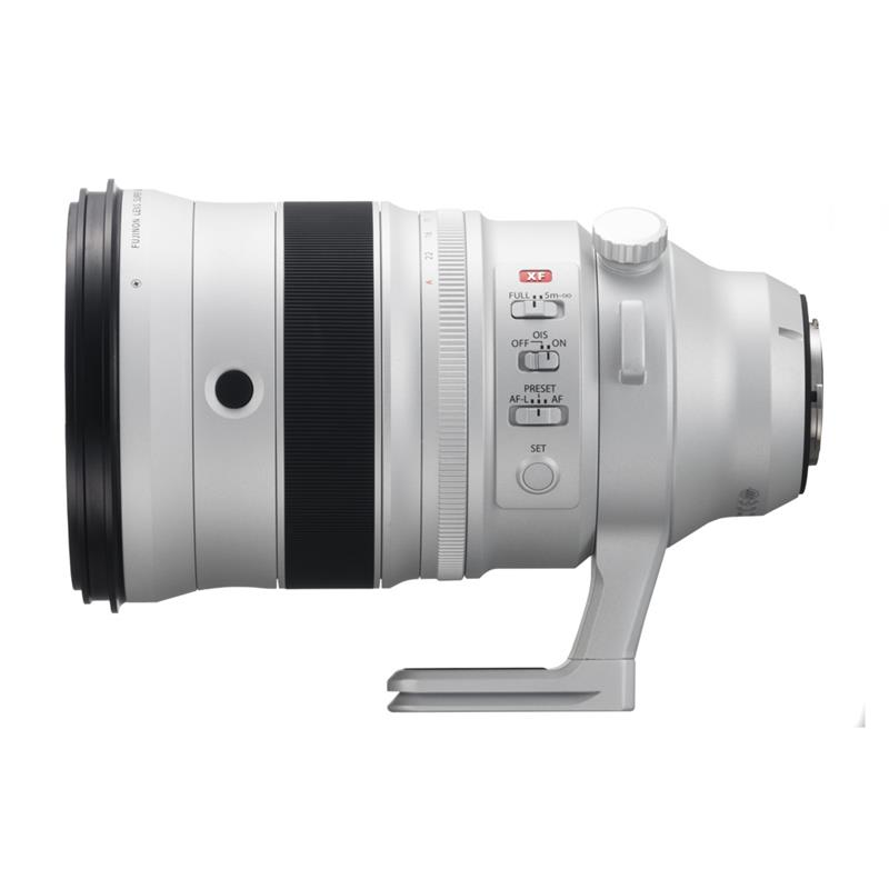 Fujifilm 200mm F2 R LM OIS WR XF + 1.4x Teleconverter  Thumbnail Image 0