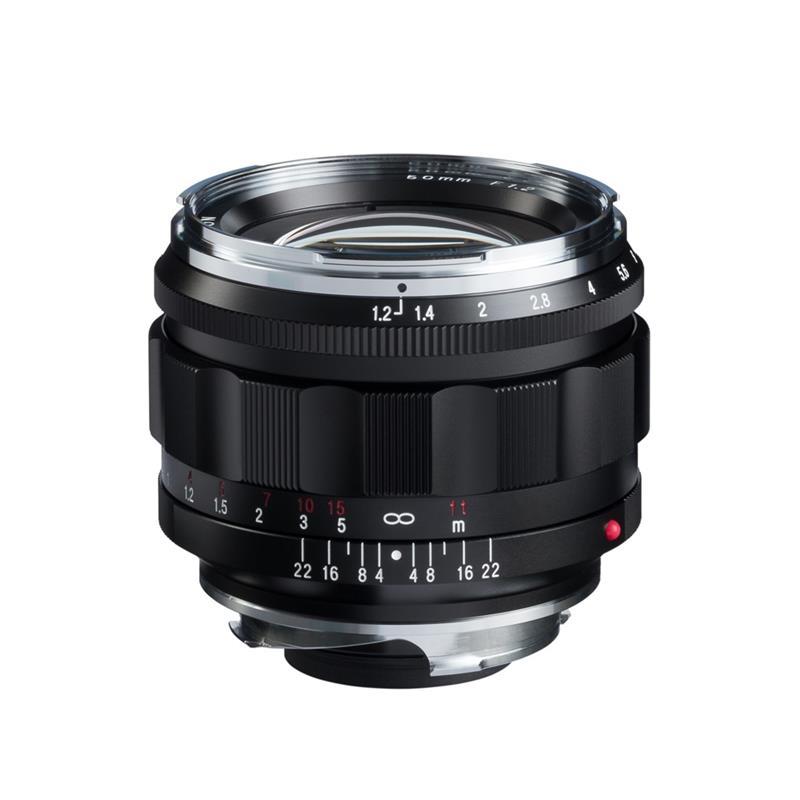 Voigtlander 50mm F1.2 Asph VM Nokton Image 1