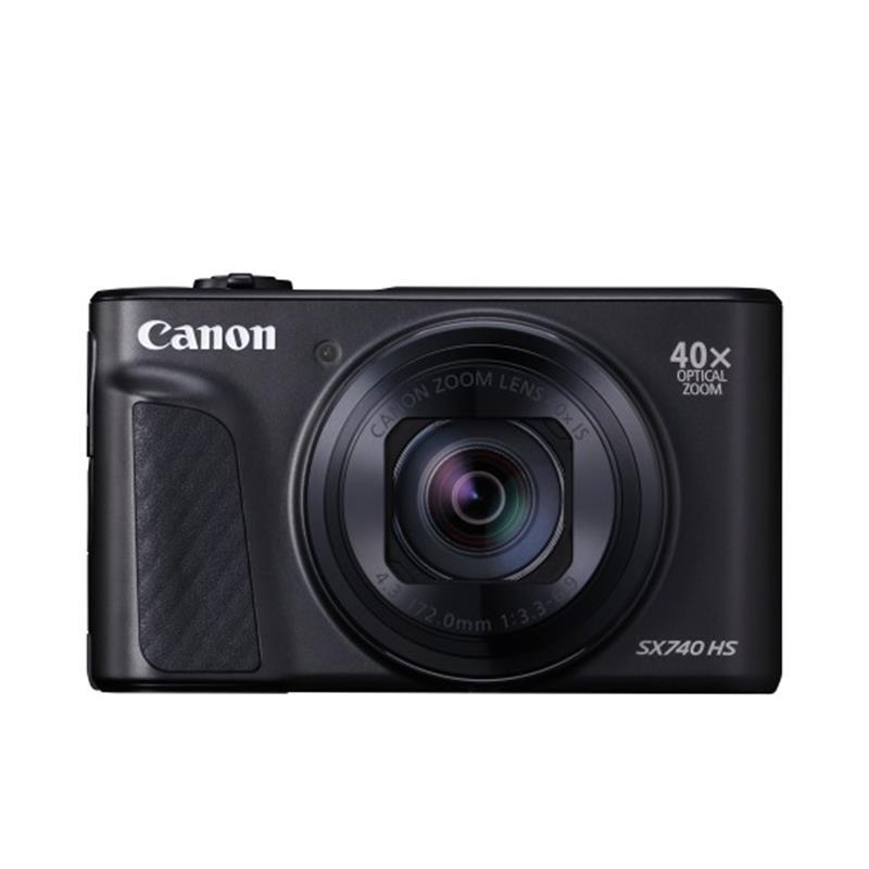Canon PowerShot SX740 HS - Black Thumbnail Image 0