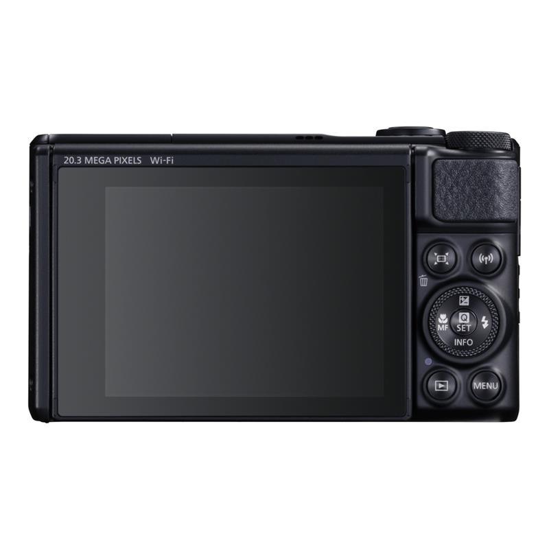 Canon PowerShot SX740 HS - Black Thumbnail Image 1