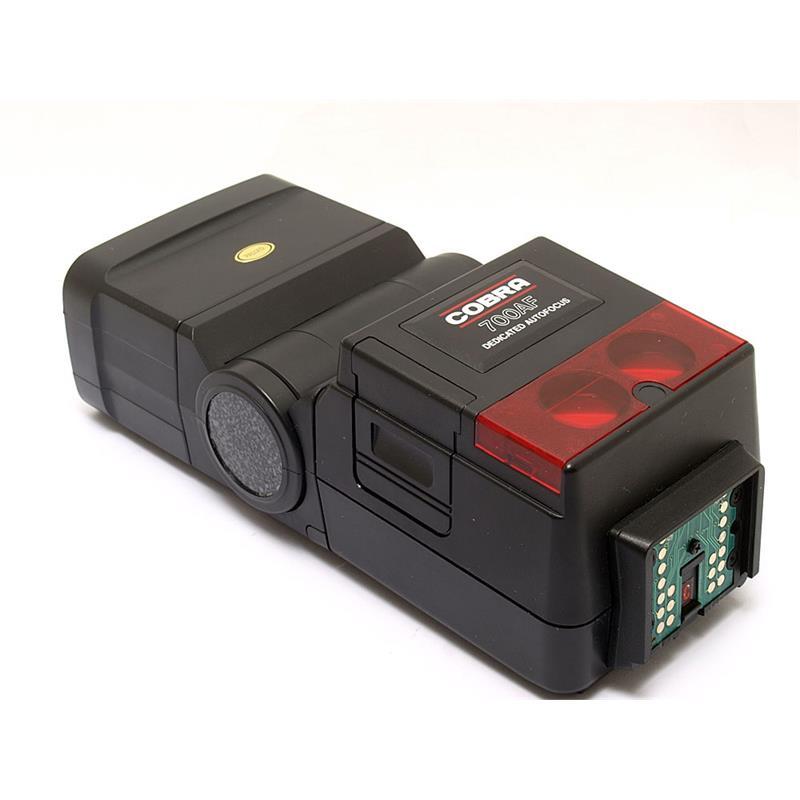 Cobra 700AF Flash + Grip - Canon EOS Thumbnail Image 0