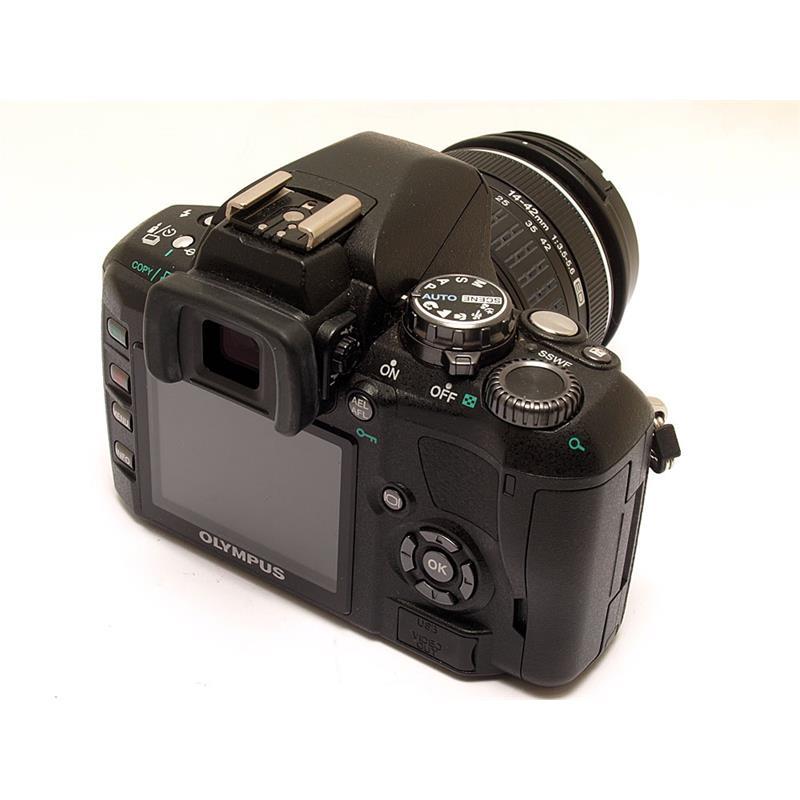 Olympus E410 + 14-42mm + 40-150mm Thumbnail Image 1