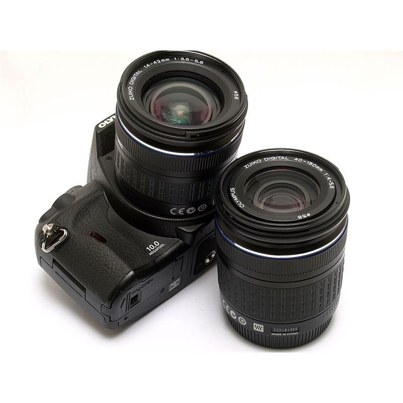 Olympus E410 + 14-42mm + 40-150mm Thumbnail Image 2