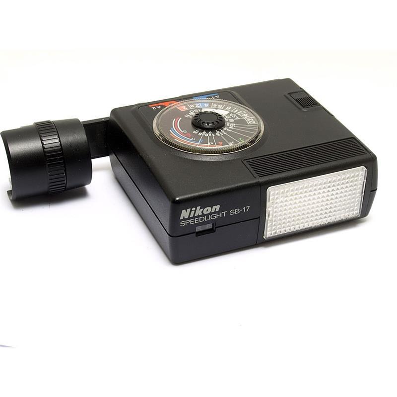 Nikon SB17 Speedlight Thumbnail Image 0