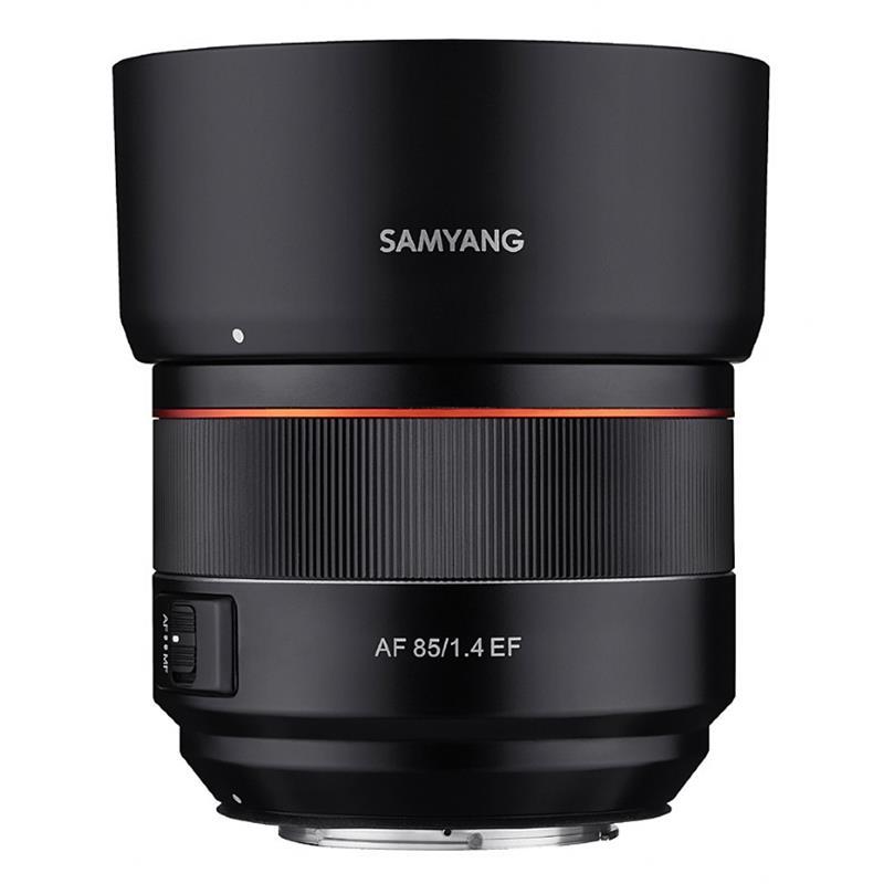Samyang 85mm F1.4 EF - Canon EOS Thumbnail Image 2