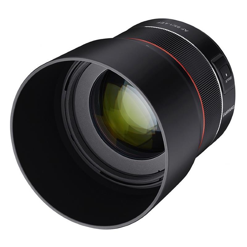 Samyang 85mm F1.4 EF - Canon EOS Thumbnail Image 0