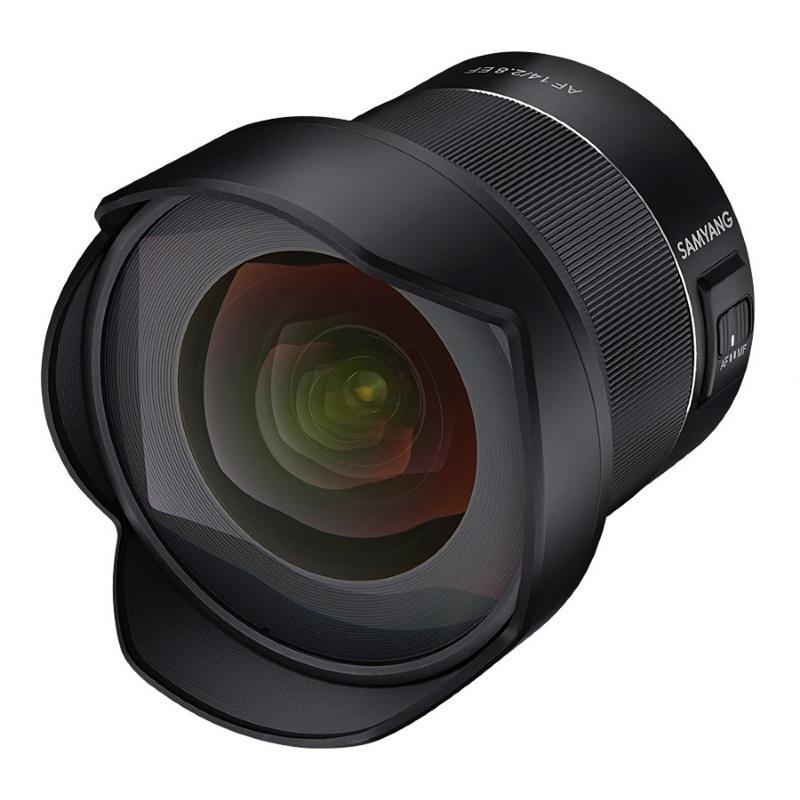 Samyang 14mm F2.8 AF EF - Canon EOS Thumbnail Image 0