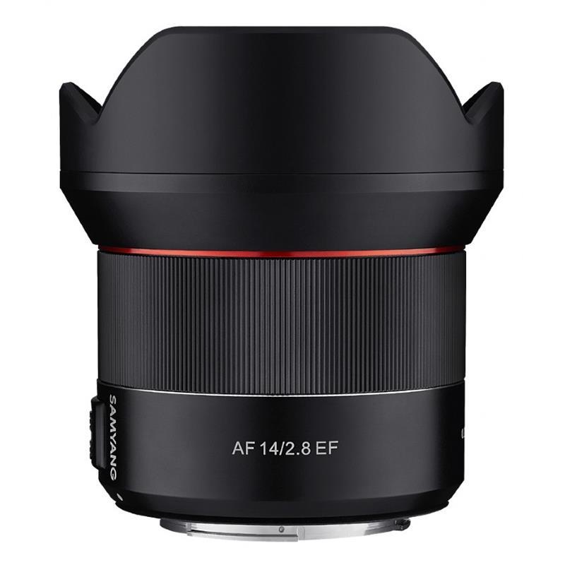 Samyang 14mm F2.8 AF EF - Canon EOS Thumbnail Image 2