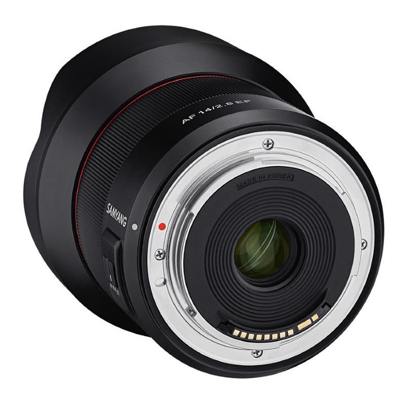Samyang 14mm F2.8 AF EF - Canon EOS Thumbnail Image 1