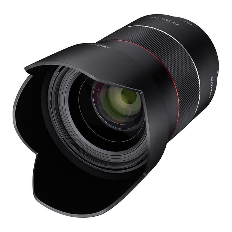 Samyang 35mm F1.4 AF FE - Sony E Thumbnail Image 0