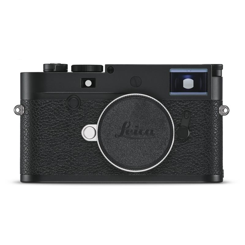 Leica M10-P Body Only - Black Chrome Thumbnail Image 0