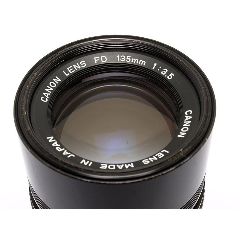 Canon 135mm F3.5 FD Thumbnail Image 1