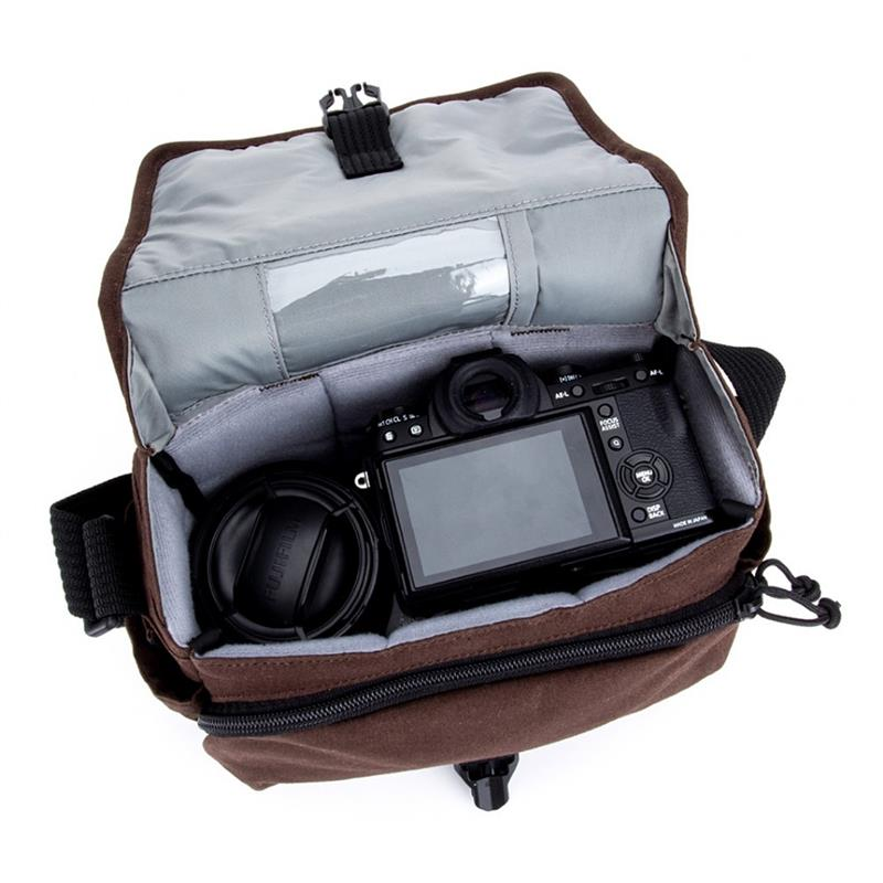 Tamrac APACHE 2.2 BAG - brown (T1600) Thumbnail Image 2