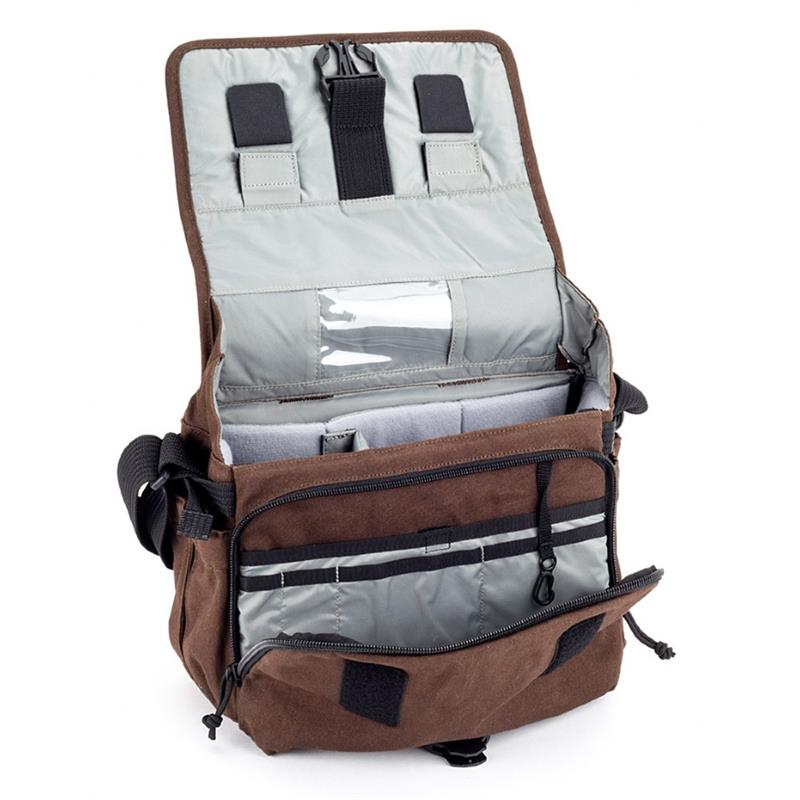 Tamrac APACHE 2.2 BAG - brown (T1600) Thumbnail Image 1