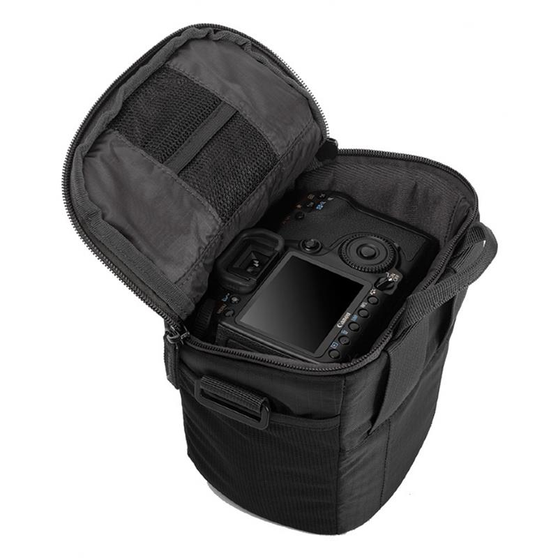 Crumpler Quick Delight Toploader 300 - Dull Black Thumbnail Image 1