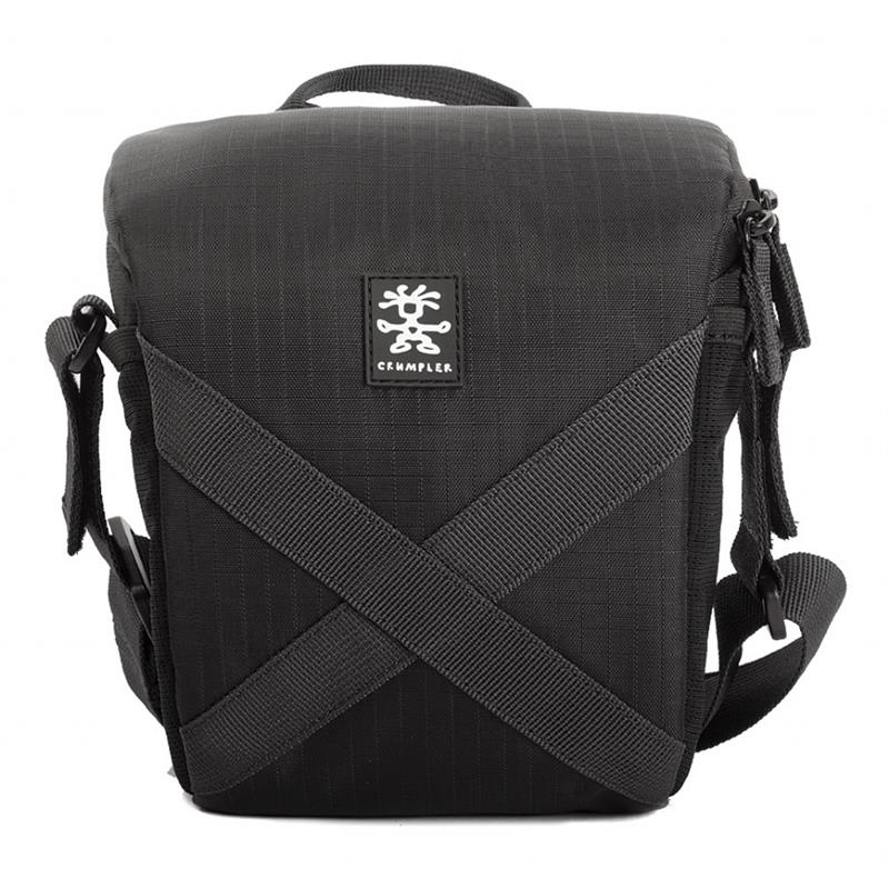 Crumpler Quick Delight Toploader 300 - Dull Black Thumbnail Image 2