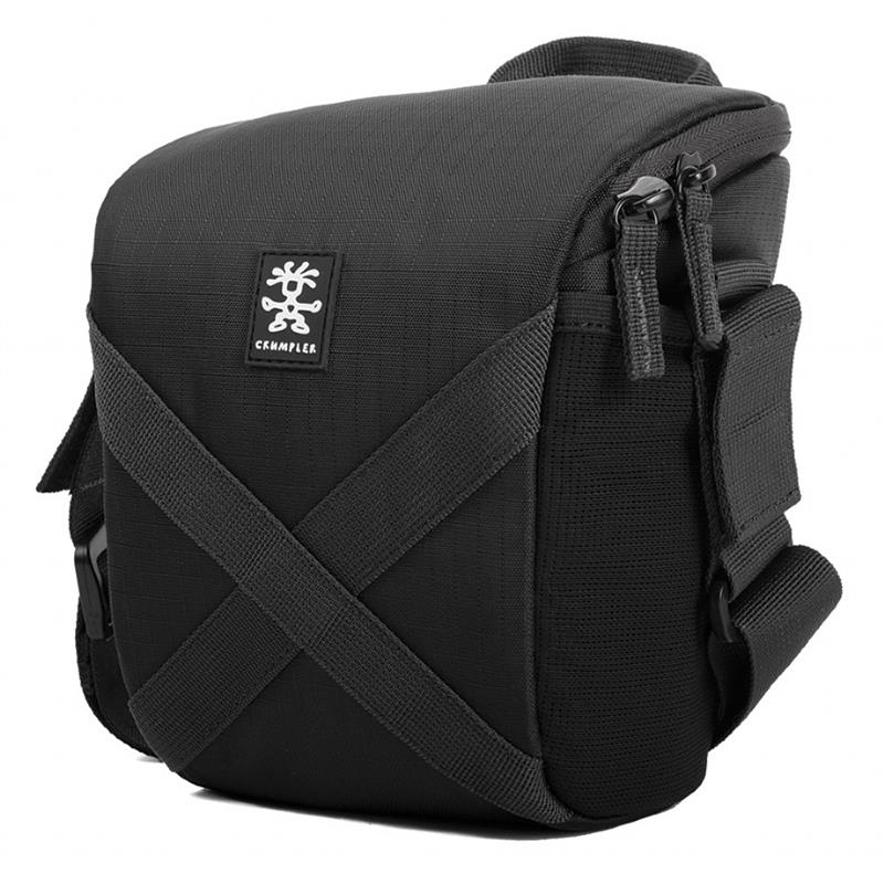 Crumpler Quick Delight Toploader 300 - Dull Black Thumbnail Image 0
