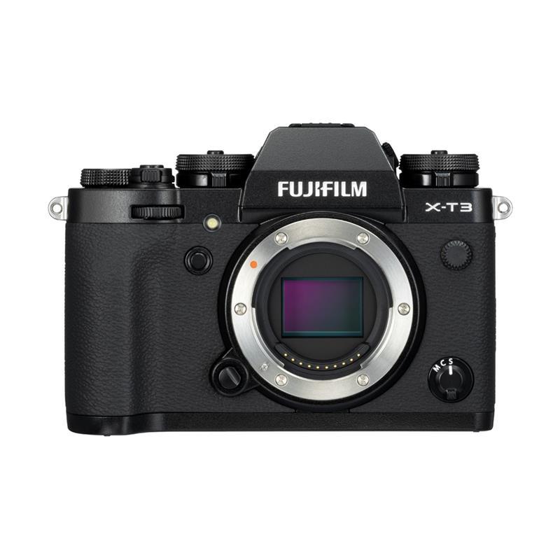 Fujifilm X-T3 Body Only - Black Thumbnail Image 0