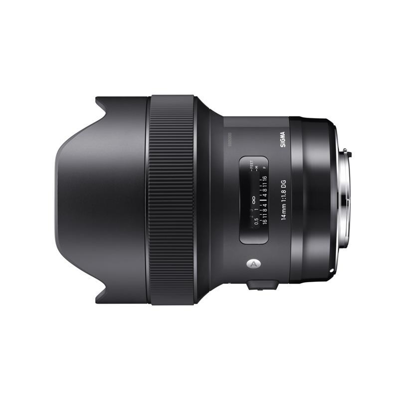 Sigma 14mm F1.8 DG HSM Art - Sony E Thumbnail Image 0