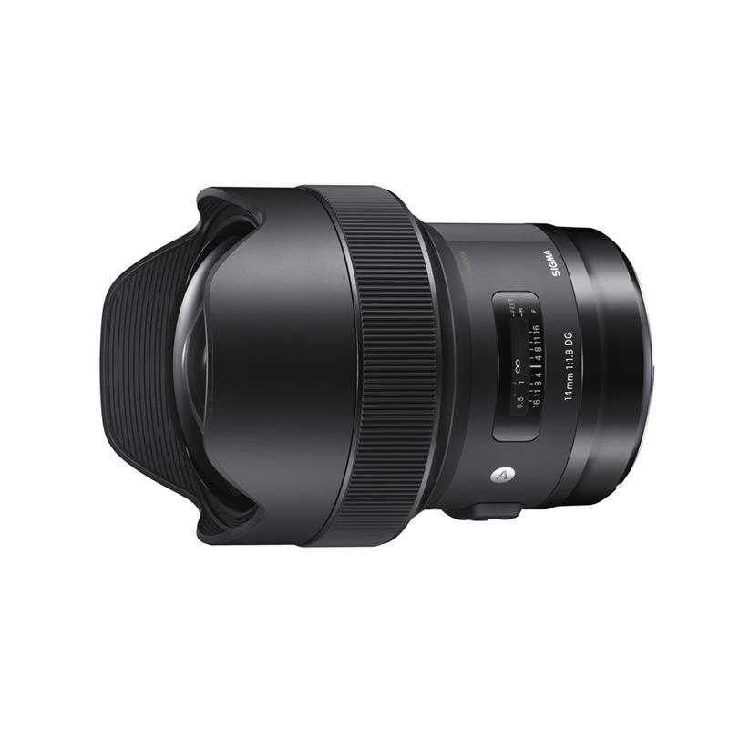 Sigma 14mm F1.8 DG HSM Art - Sony E Thumbnail Image 2