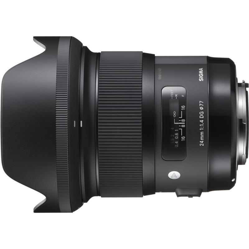 Sigma 24mm F1.4 DG HSM Art - Sony E Thumbnail Image 0