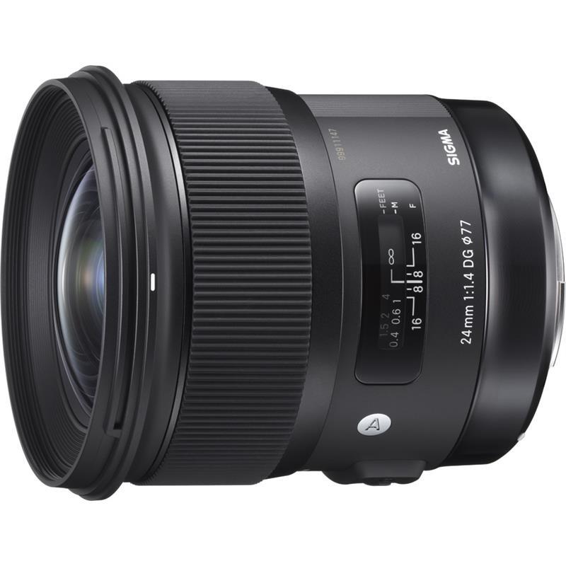 Sigma 24mm F1.4 DG HSM Art - Sony E Thumbnail Image 2