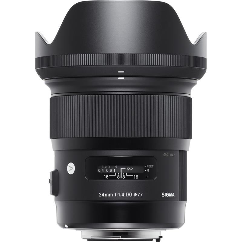 Sigma 24mm F1.4 DG HSM Art - Sony E Thumbnail Image 1