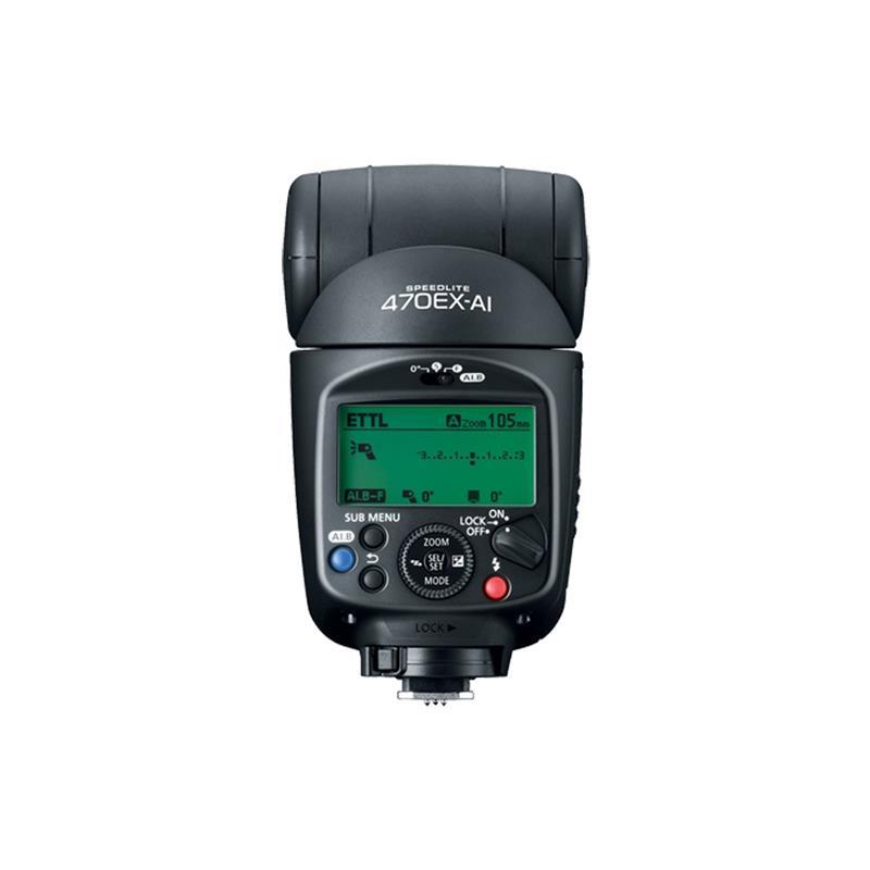 Canon 470EX-AI Speedlite Thumbnail Image 1