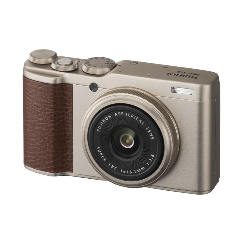 Fujifilm XF10 - Champagne Gold Thumbnail Image 0