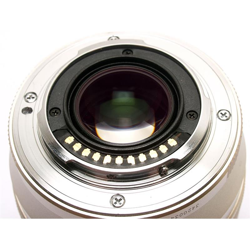 Olympus 75mm F1.8 ED M.Zuiko - Silver Thumbnail Image 2