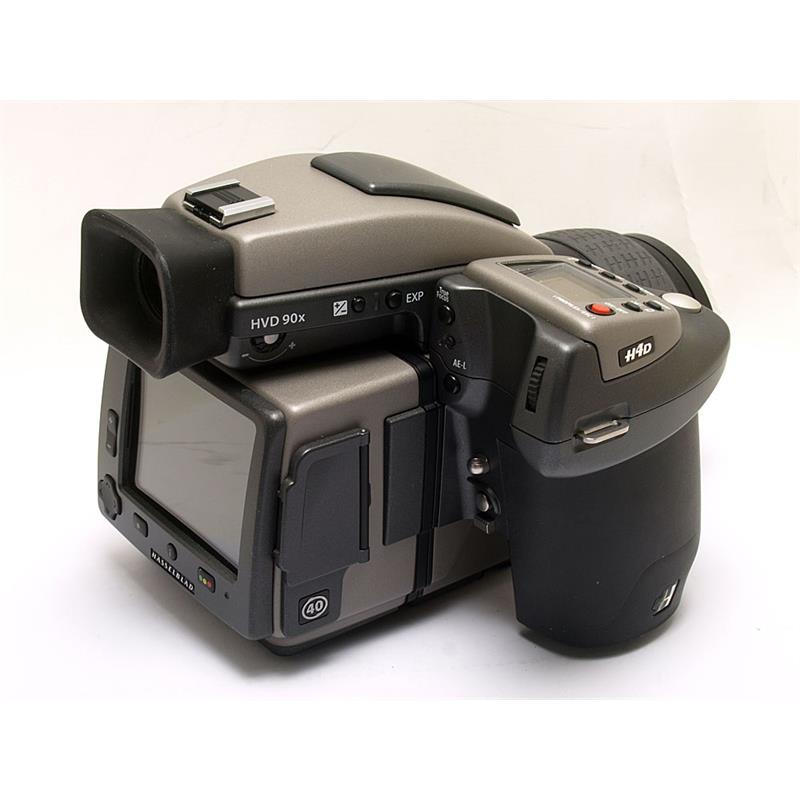 Hasselblad H4D Complete + 40MP Digital Back Thumbnail Image 0