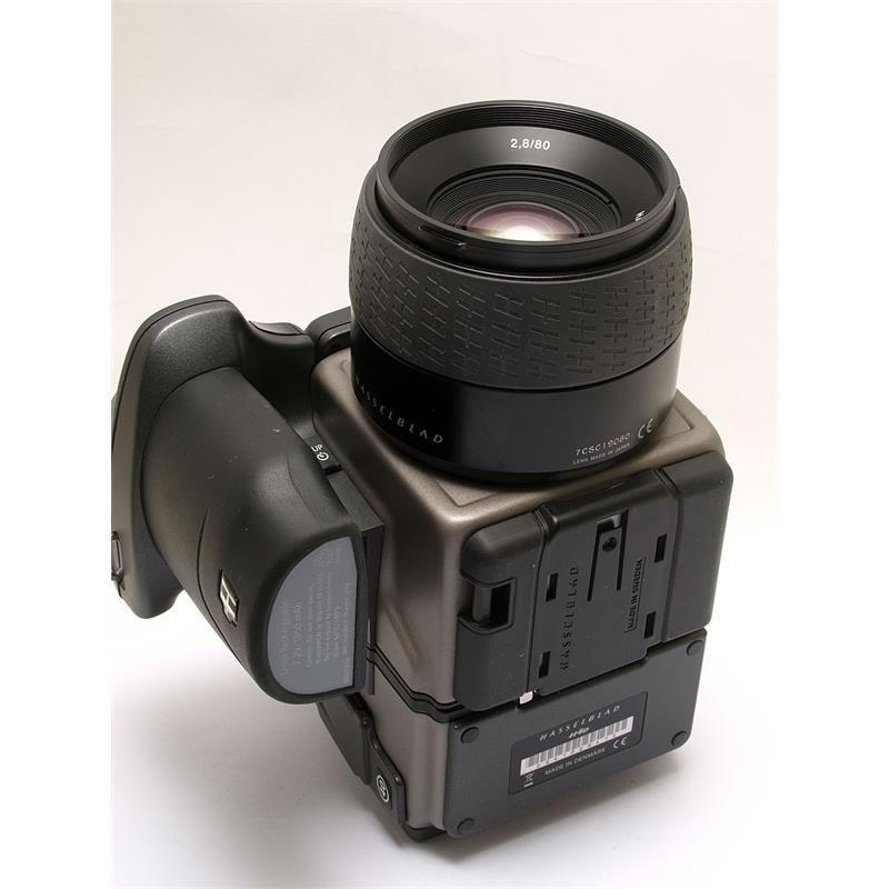 Hasselblad H4D Complete + 40MP Digital Back Thumbnail Image 2