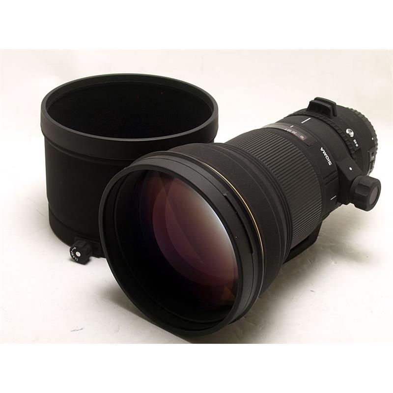 Sigma 300mm F2.8 APO EX DG HSM - Canon EOS Thumbnail Image 0