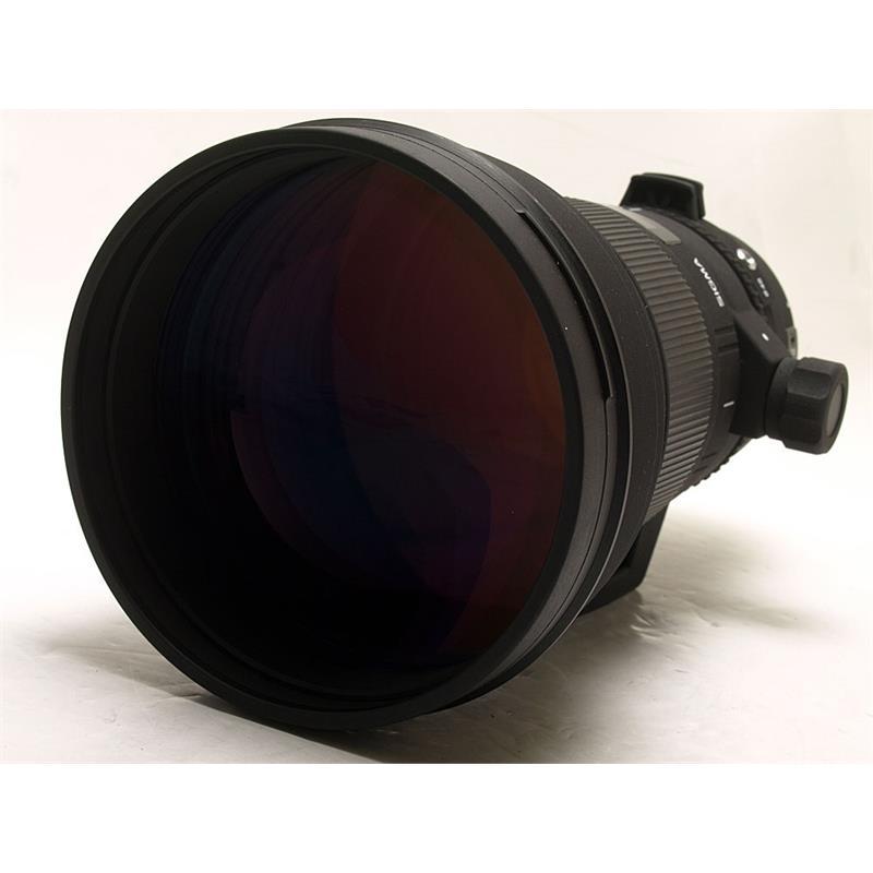 Sigma 300mm F2.8 APO EX DG HSM - Canon EOS Thumbnail Image 1