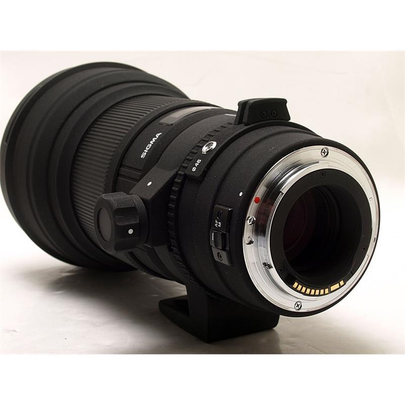 Sigma 300mm F2.8 APO EX DG HSM - Canon EOS Thumbnail Image 2
