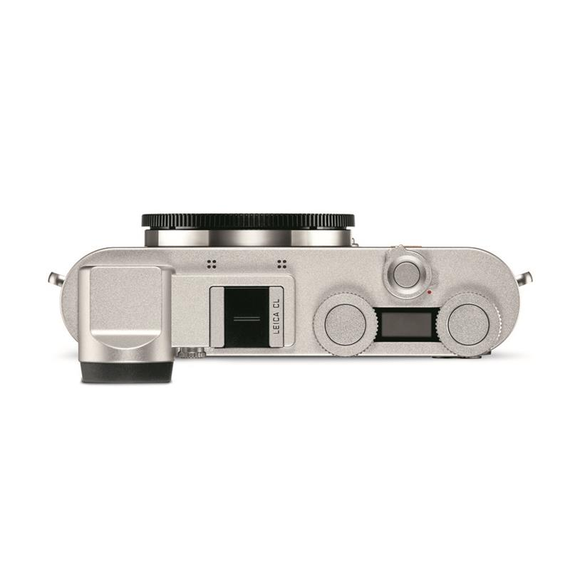 Leica CL Body Only - Silver Anodized Thumbnail Image 2