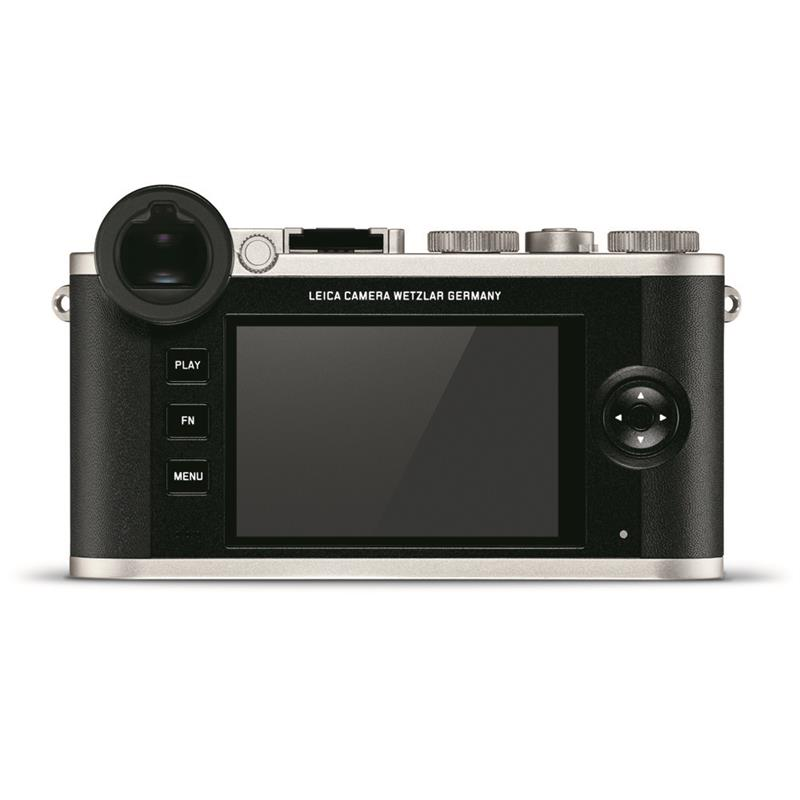 Leica CL Body Only - Silver Anodized Thumbnail Image 1