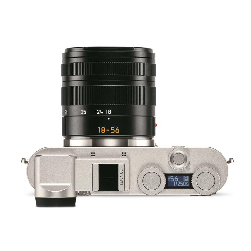 Leica CL + 18-56mm - Silver Anodized Thumbnail Image 2