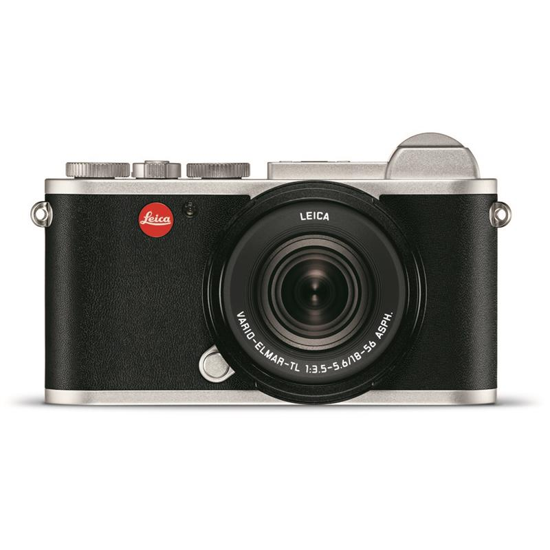 Leica CL + 18-56mm - Silver Anodized Thumbnail Image 0