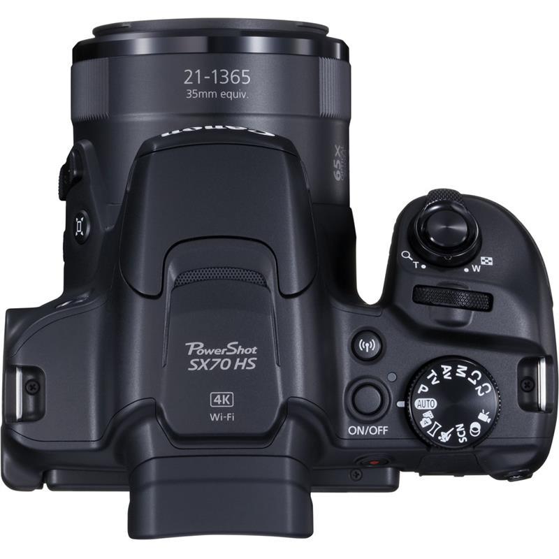 Canon PowerShot SX70HS Thumbnail Image 2
