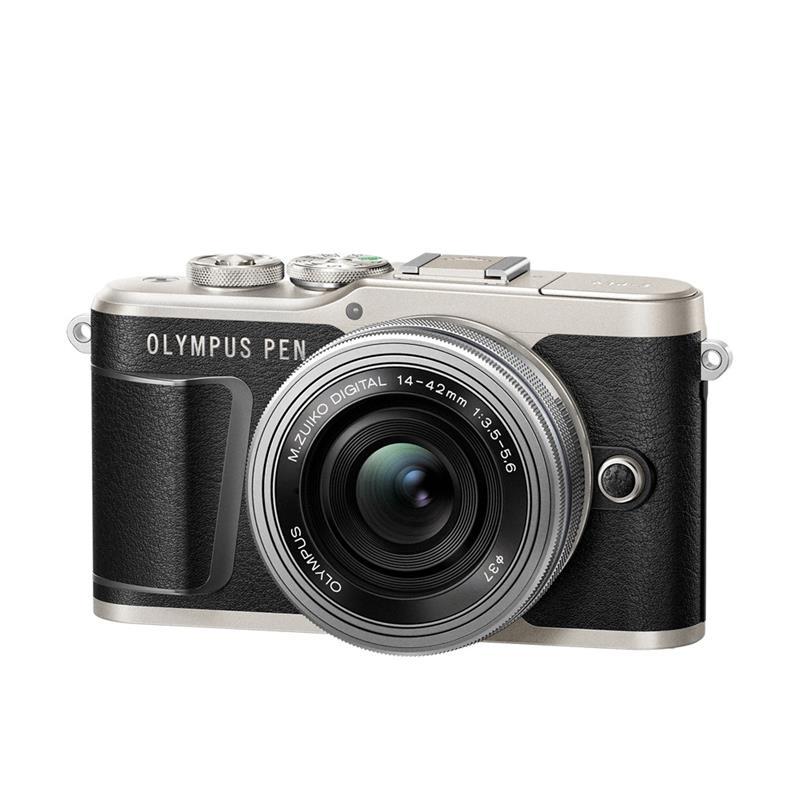 Olympus E-PL9 + 14-42mm EZ - Black Thumbnail Image 0