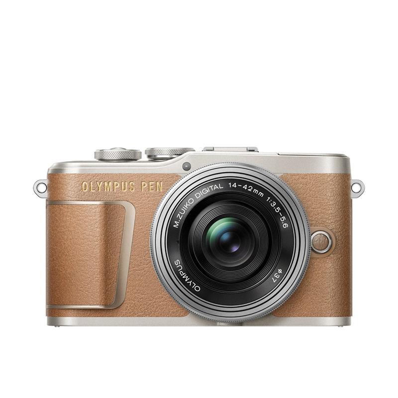 Olympus E-PL9 + 14-42mm EZ - Brown Thumbnail Image 0